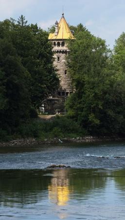 Mother tower (Mutterturm) in Landsberg on the Lech.
