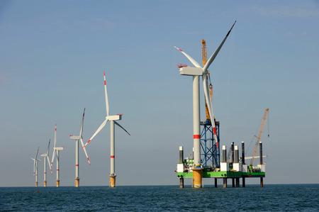 Offshore Wind Farm Energy