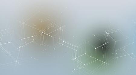 Illustration pour abstract futuristic fade computer technology business background - image libre de droit