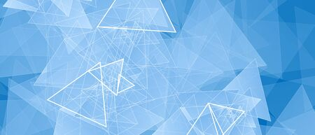 Illustration pour Abstract circuit board futuristic technology processing business background - image libre de droit