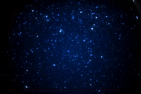 Background of a Sky at night with full of stars