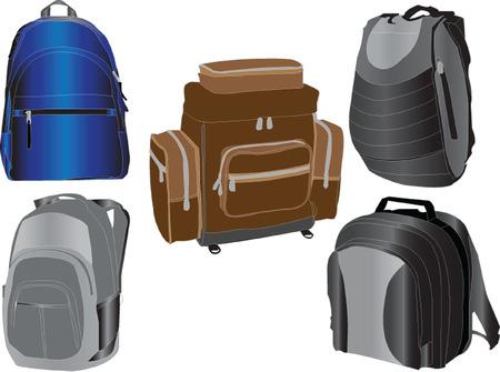 rucksacks collection