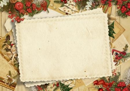 Holiday s greeting card