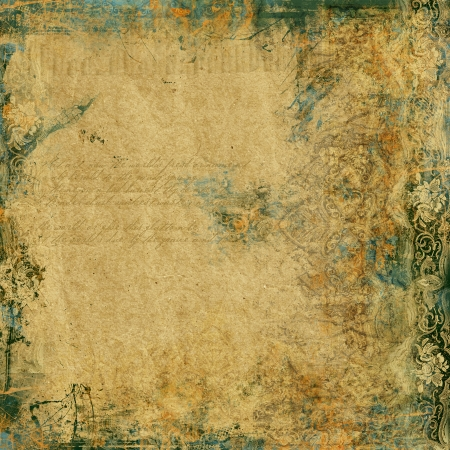 grunge vintage background