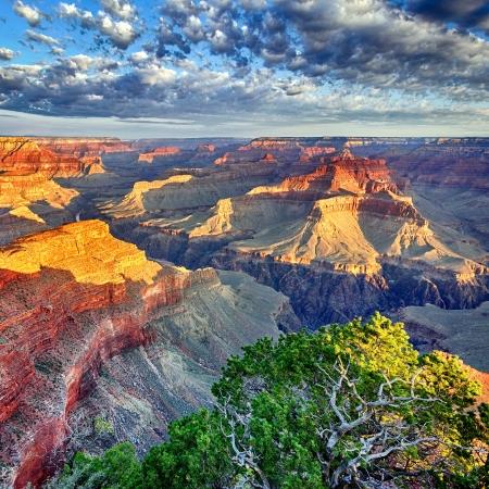 morning light at Grand Canyon, Arizona, USA