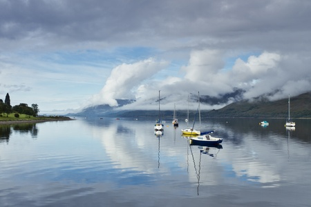 Loch Linnhe Morning Mist