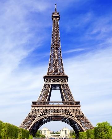 Eiffel Tower Paris Wallpaper Mural