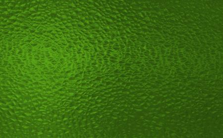 Foto de Green stained glass window texture - Imagen libre de derechos