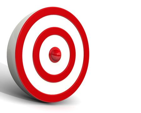 Photo pour Target - image libre de droit