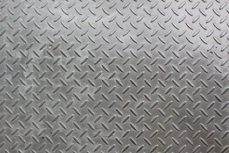 Photo pour diamond plate as a background texture - image libre de droit