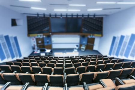 Fuzzy university classroom