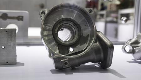 machining aluminium die casting part for automotive