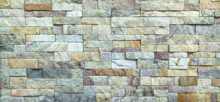 stone lined with granite walls
