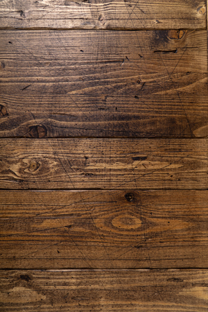 Photo for Old wooden texture background. Wooden table or floor. - Royalty Free Image