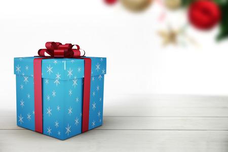 Photo pour Christmas gifts - image libre de droit