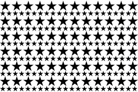 Digitally generated stars