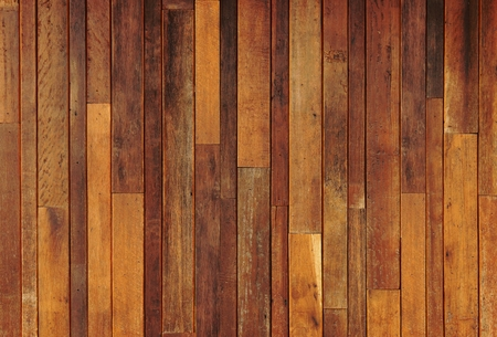 Photo for wood plank wall / wood wall background - Royalty Free Image