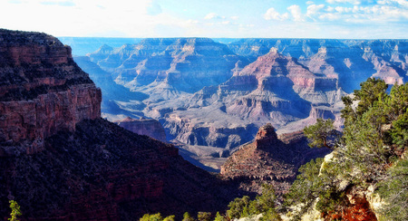 Grand Canyon USA taken in 2015