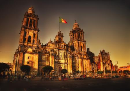 Catedral Metropolitana de la Ciudad de Mexico Mexico City Center