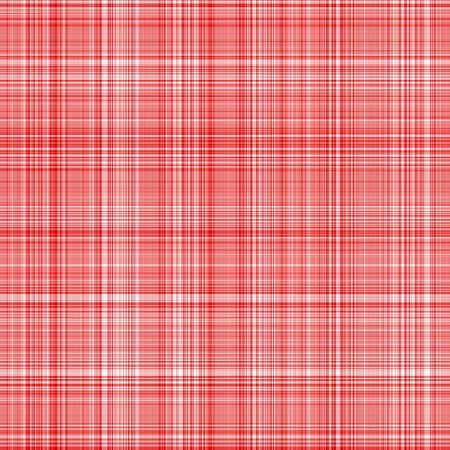 seamless texture of woven square red lines on white