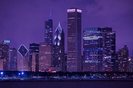 Chicago murals skyline wallpaper for Chicago skyline mural wallpaper