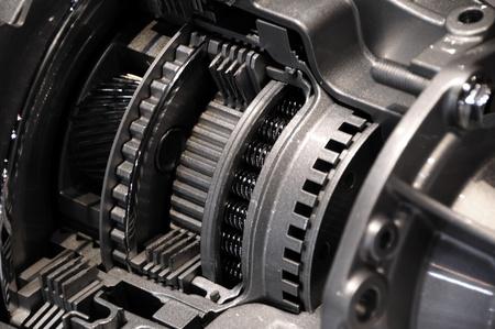 Modern Automatic Car Transmission
