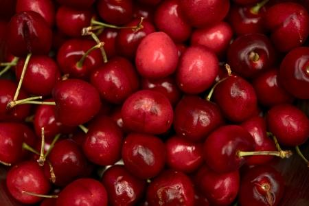 Fresh Organic Sweet Cherries