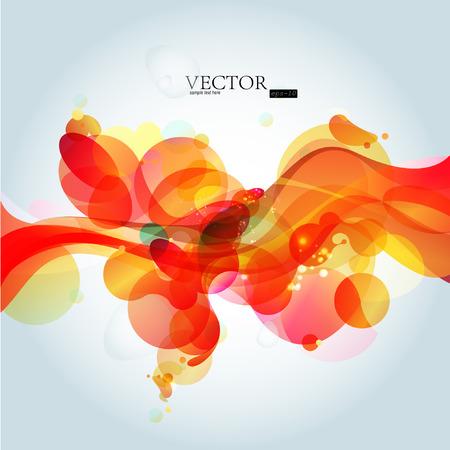 Illustration pour Abstract colorful background.  - image libre de droit