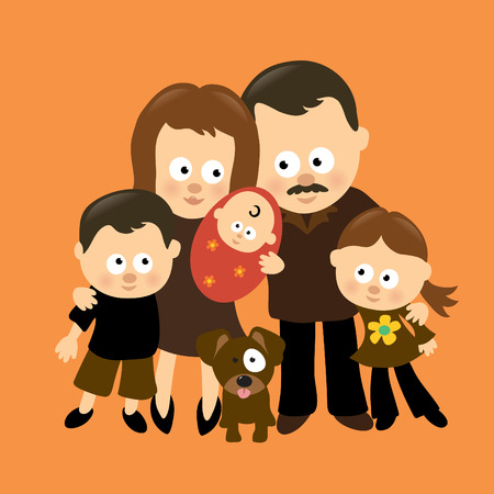 We are Family 3 (Hispanic)