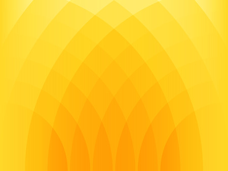 Illustration pour Abstract orange  yellow background - image libre de droit