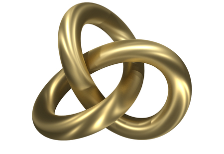 unified 3D render golden