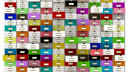 colored database