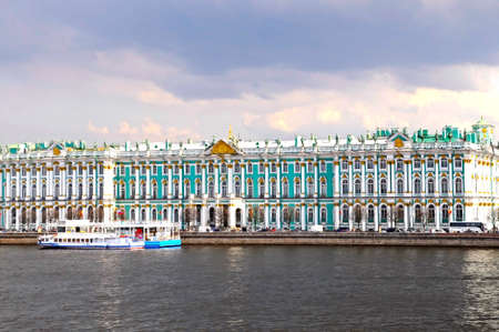 Winter Palace / Hermitage, St Petersburg, Russia