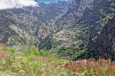 Valley of the Nuns - Curral das Freiras - Madeira