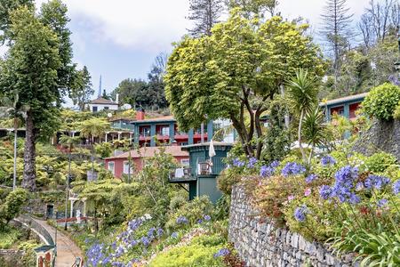 Quinta do Monte Panoramic Garten