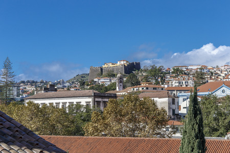 Funchal - The historic center of Se - Madeira