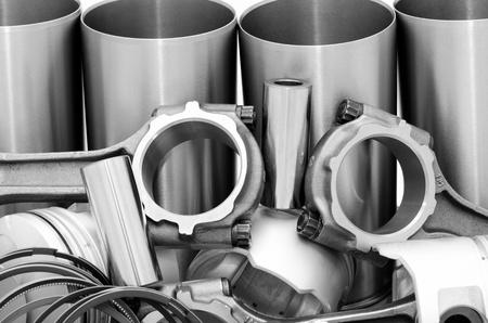 auto spare parts - details of diesel engine