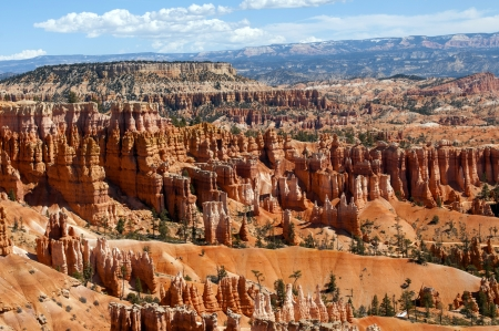 Bryce Canyon on a Sunny Day