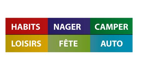 Informations - Signes - Symbole