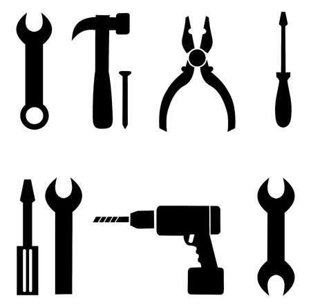 a collection of diy icon