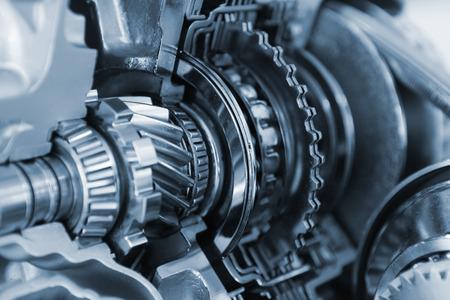 Photo pour car gear set - image libre de droit