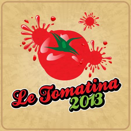 Le Tomatina festival