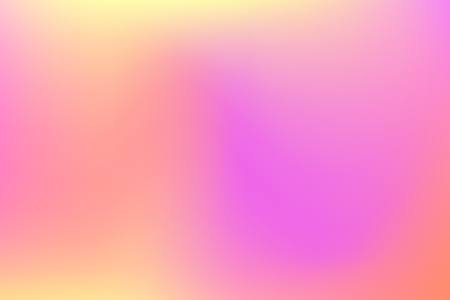 Illustration pour Vibrant gradient banner in trendy spring soft colors. Liquid mesh background. Holographic fluid backdrop in pink, violet, coral colors - image libre de droit