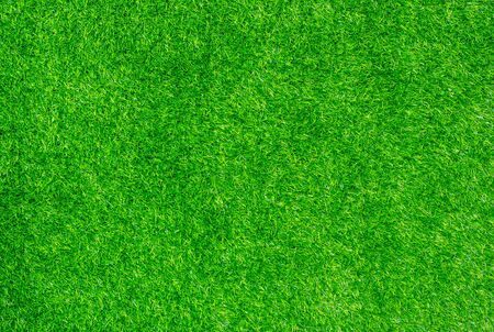 Photo for Green decoration artificial grass use for sport background. - Royalty Free Image