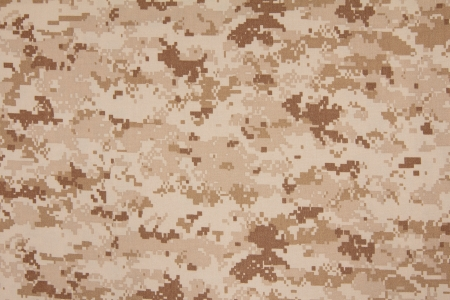 US marine desert marpat digital camouflage fabric texture background
