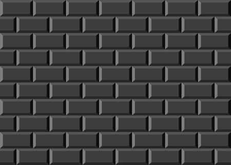 Ilustración de Realistic seamless tile texture - Imagen libre de derechos