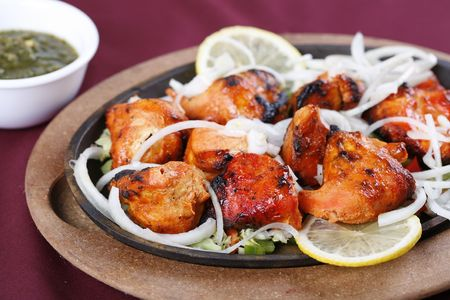 spicy tandoori chicken