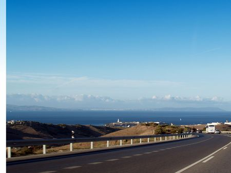 Straits of Gibraltar -Tarifa