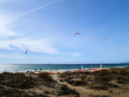 Straits of Gibraltar - kitesurfing