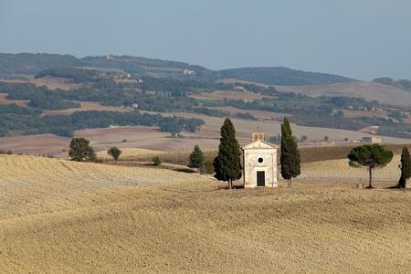 Cappella di Vitaleta , Val d